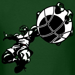 DUNKIN ON'em - Men's T-Shirt