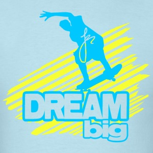 Logan Henderson-Dream Big-MP T-Shirts - Men's T-Shirt
