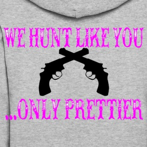 CCG-We Hunt Like You Hoodie - Women's Hoodie