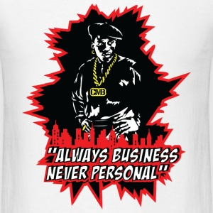 Men's Nino Brown Tee red/white/yellow/black - Men's T-Shirt