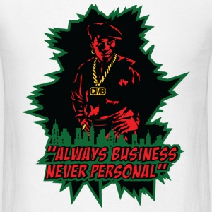 Nino Brown Green Tee /Red/Black/Yellow - Men's T-Shirt