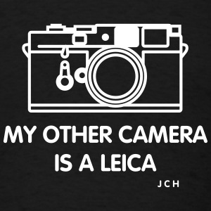 Photographers teeshirt - Men's T-Shirt