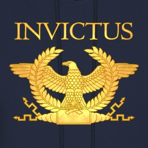 Invictus Ancient Eagle - Men's Hoodie