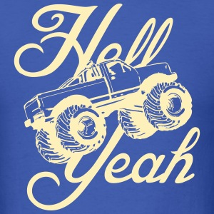 Hell Yeah - Men's T-Shirt