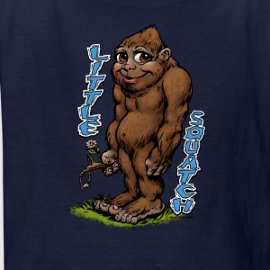 Little Squatch - Kids' T-Shirt
