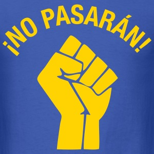 No Pasaran 2012 as worn by Nadezhda Tolokonnikova - Men's T-Shirt
