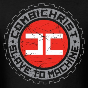 Combichrist Slave To Machine Men's Tee - Men's T-Shirt