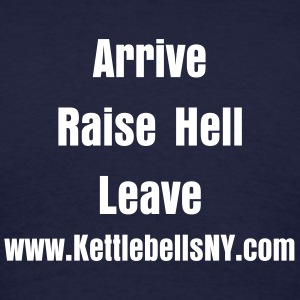 Men's Raise Hell tee  - Men's T-Shirt