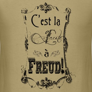 C'est la faute à Freud - Men's T-Shirt