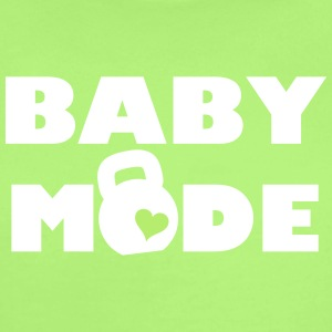 Baby Mode - Short Sleeve Baby Bodysuit