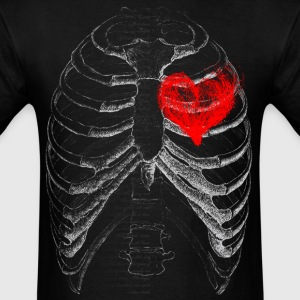 Heart Attack T-Shirt - Men's T-Shirt