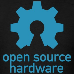 Open Source Hardware - Men's T-Shirt