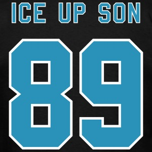 2-Color Ice Up, Son! with 89 Number T-Shirts - Men's T-Shirt