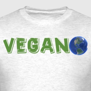 VEGAN WORLD - Men's T-Shirt