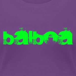 Balboa Womens - Come Around - Women's Premium T-Shirt