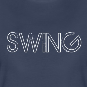 Swing Out! - Womens Shirt - Women's Premium T-Shirt