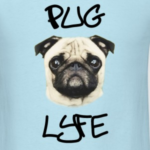 Pug Lyfe - Men's T-Shirt