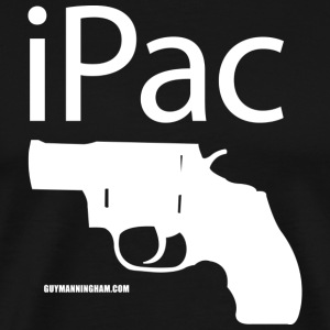 iPac (Concealed Carry) - T-Shirt - Men's Premium T-Shirt