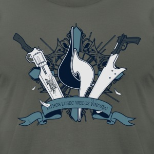 Succession of Witches (Final Fantasy VIII t-shirt) - Men's T-Shirt by American Apparel