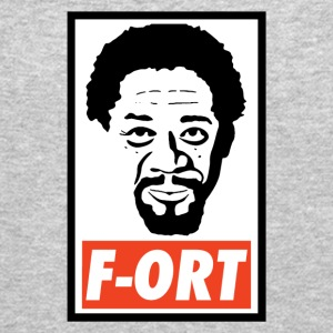 F-ORT Obey Morgan Freeman Sweatshirt - Crewneck Sweatshirt