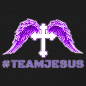 TEAMJESUS PURPLE  - Women's T-Shirt