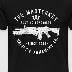 Masterkey - Men's Premium T-Shirt