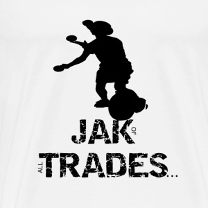 Jak of all Trades...Master of Some - Men's Premium T-Shirt