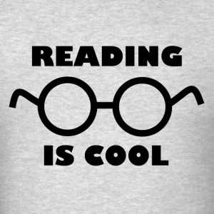 Reading is cool Tee - Men's T-Shirt