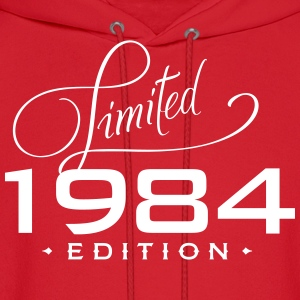 1984 Limited Edition 30th Birthday - Men's Hoodie