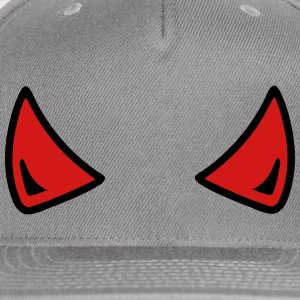 Devil Caps - Snap-back Baseball Cap