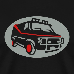 A-TEAM VAN - Men's Premium T-Shirt