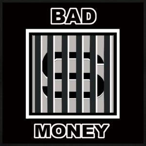 Bad Money - Men's Premium T-Shirt