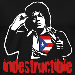 Indestructible Heavyweight - Men's Premium T-Shirt