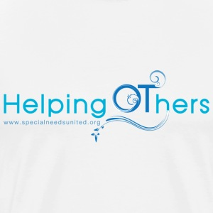Men's T-Shirt - Helping OThers - Men's Premium T-Shirt