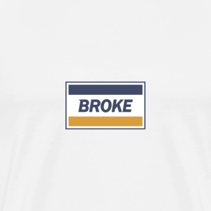 SplitReason - Broke T-Shirt - Men's Premium T-Shirt