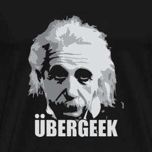 SplitReason - Ubergeek T-Shirt - Men's Premium T-Shirt