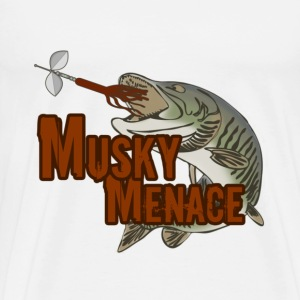 Men's t-shirt Musky Menace | Digimani - Men's Premium T-Shirt