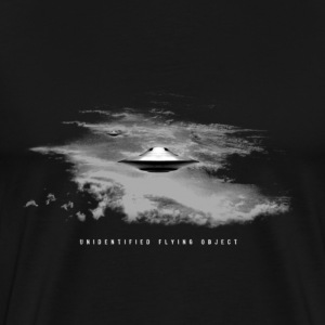 UFO Unidentified flying object - Men's Premium T-Shirt