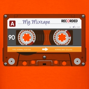 My Mixtape - Mens - Men's T-Shirt