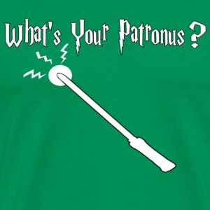 What's Your Patronus Mens T-Shirt Select Colors - Men's Premium T-Shirt