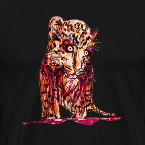 Baby Tiger- Men - Men's Premium T-Shirt