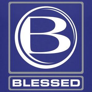 Blessed Logo -TOD - Toddler Premium T-Shirt