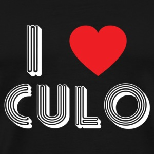 I Love Culo - Men's Premium T-Shirt