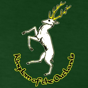 Outlands - Fear the Stag - Men's T-Shirt