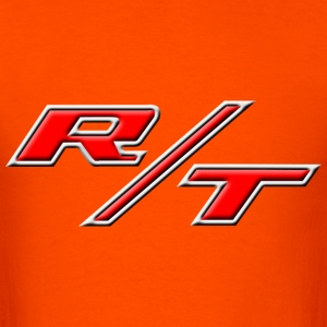 Dodge R/T emblem - Men's T-Shirt