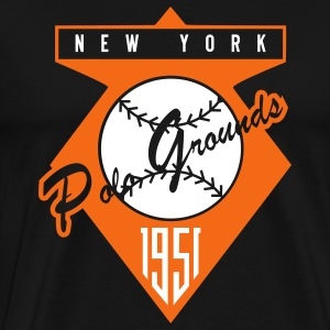 Polo Grounds Alt (Heavy Weight) - Men's Premium T-Shirt
