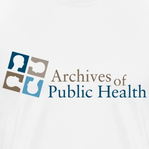 Archives of Public Health (Comfort T Shirt) - Men's Premium T-Shirt