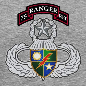 75th Ranger Regiment - Men's Premium T-Shirt