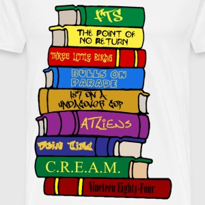 Read a Book! T-shirt - Men's Premium T-Shirt