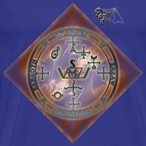 Archangel Michael - Mens - Men's Premium T-Shirt